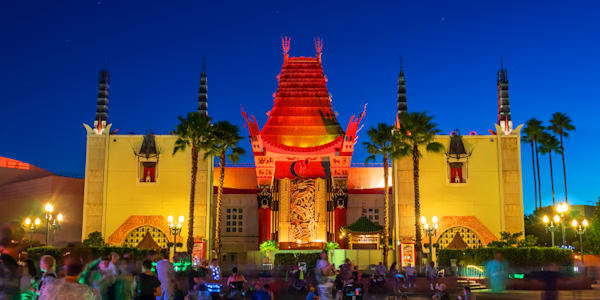 Disney's Chinese Theater at Hollywood Studios | William Drew
