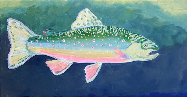 Image result for bolton valley paint night trout