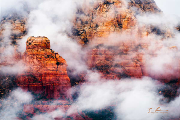 Sedona Clouds Photography Art | Casey Chinn Photography LLC