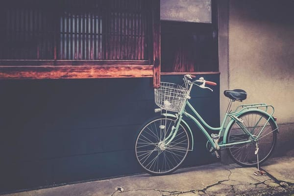 On The Streets Of Kyoto Photography Art by ivyho