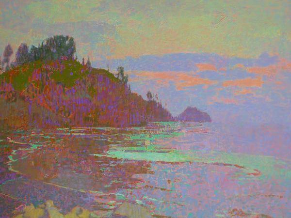 Evening Coast