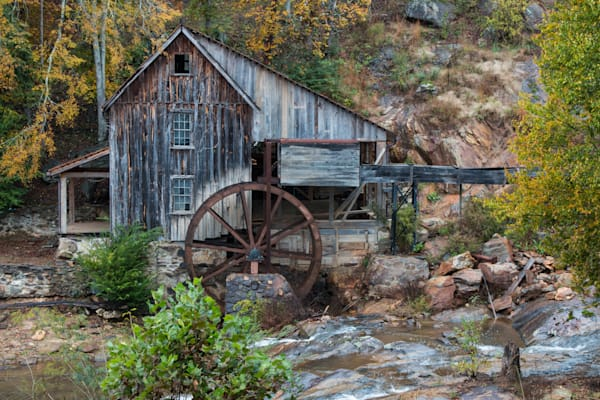 Grist Mill in Canton, GA
