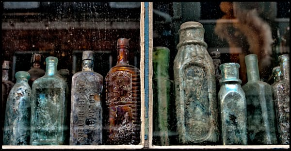 New Orleans Old Bottles