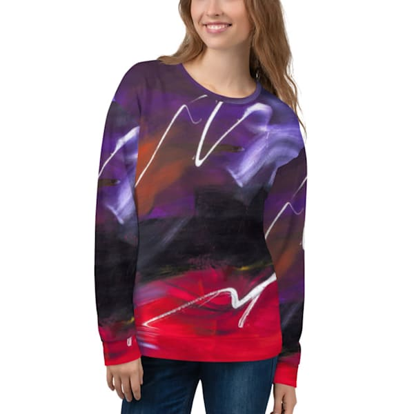 Sweatshirt - Electric