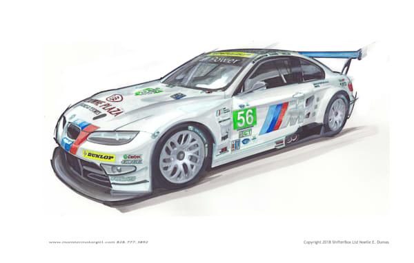 BMW M4 Imsa Racer