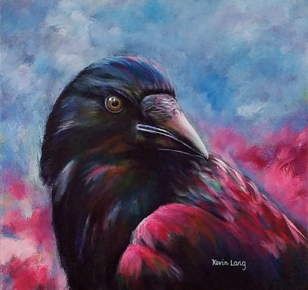 Crow Art | Kevin Lang Fine Art