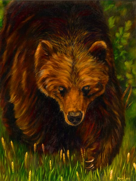 King Of The Forest Art | Kevin Lang Fine Art