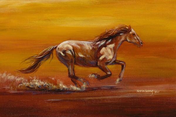 Mustang Art | Kevin Lang Fine Art