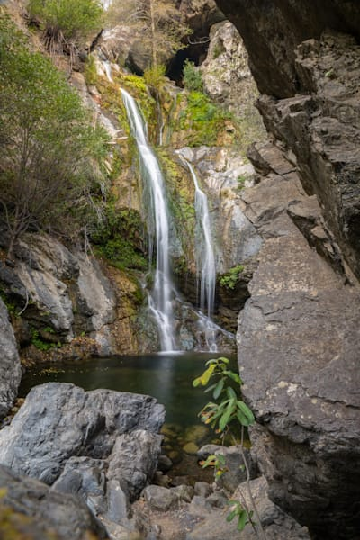 Big Sur Waterfall Oasis