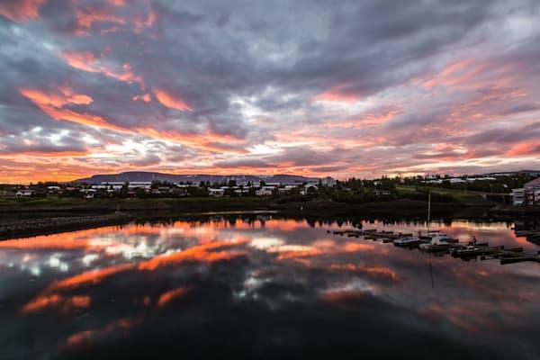 Reykjavík Reflections Photography Art | David N . Braun Photography