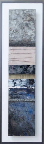 Vertical Stripe 1  (Original)  Sold | Laurie Fields Studio