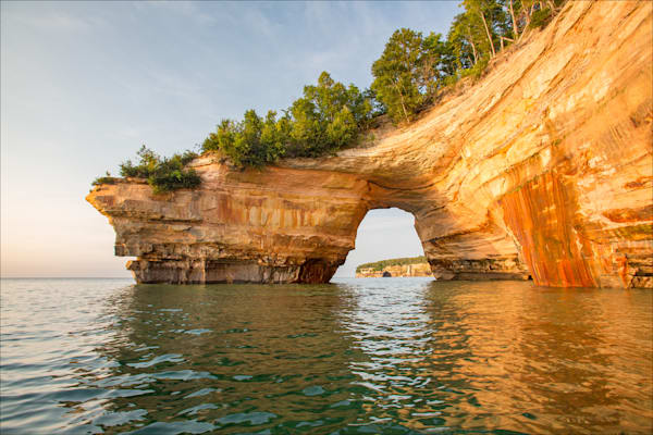 Fine art photos of the Pictured Rocks National Lakeshore