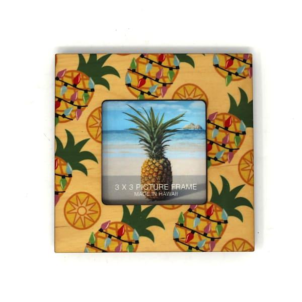 Pineapple Lights Mini Frame