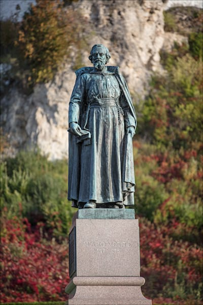 Father Jacques Marquette Memorial