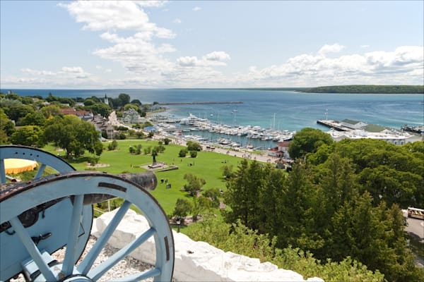 Fine art photos of the Michigan's Mackinac Island