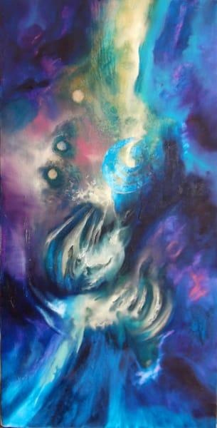 Colliding Nebulae