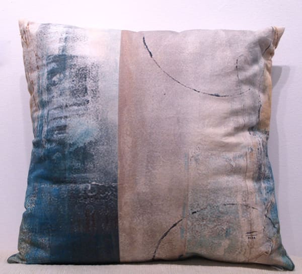Montasia 1 Pillow | Laurie Fields Studio