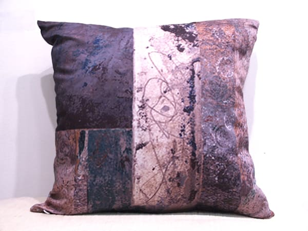 Triptych 1 Pillow | Laurie Fields Studio
