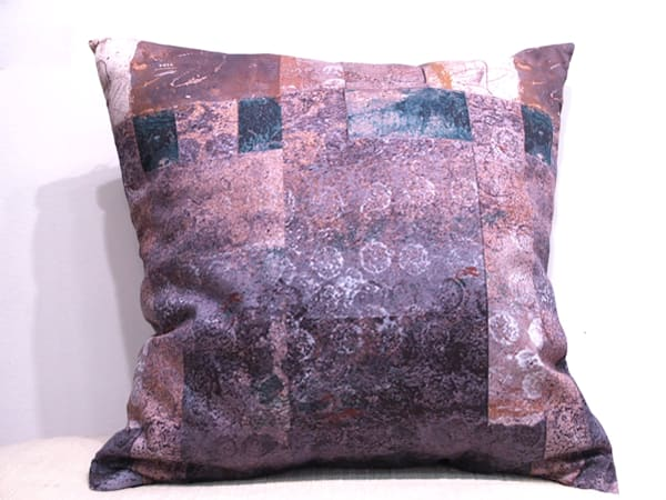 Triptych 2 Pillow | Laurie Fields Studio