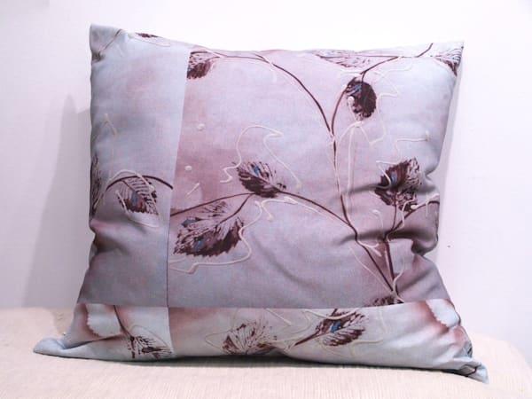 Leaf Pillow | Laurie Fields Studio