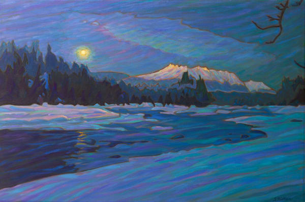 Bulkley Valley & Smithers Landscapes, Artist Sherry Nielsen