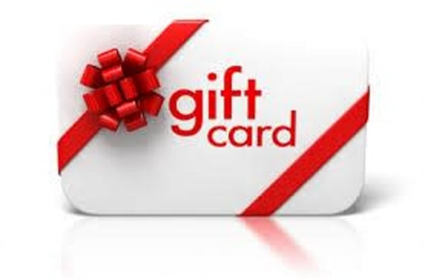 Brilliance Gallery Gift Cards.