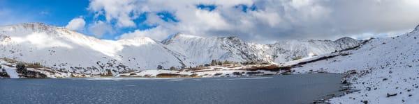 Loveland Pass Area, Summit County, Colorado, Winter