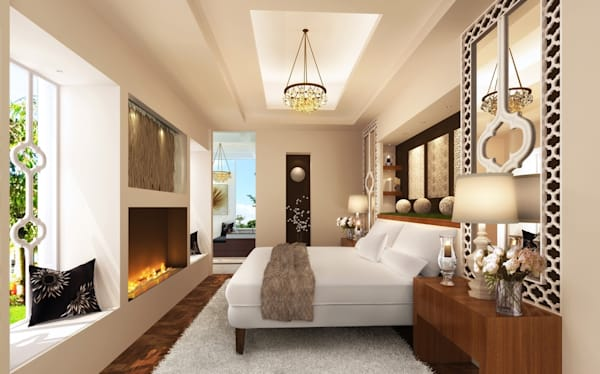 Luxurious suite master bedroom mtkhnd