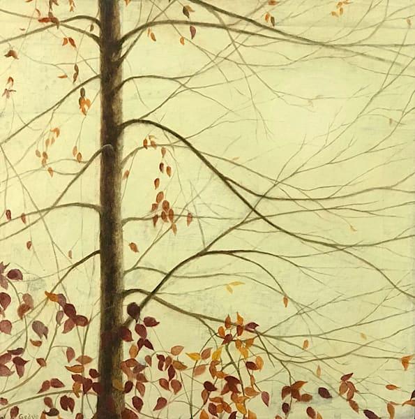 Autumn Tree and Vine Duet