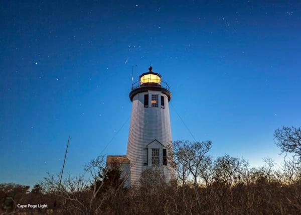 Cape Poge Light