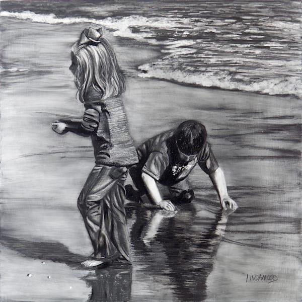 Seashore Explorations Art | Lindamood Art