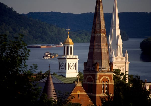 Spires of Maysville