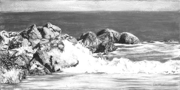 Crashing Ashore  Art by lindamood art