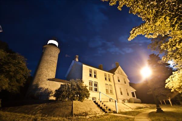 Beaver Head Lighthouse
