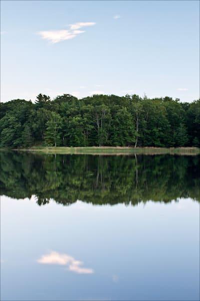 Fox Lake Reflection