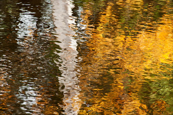 Indian River reflection