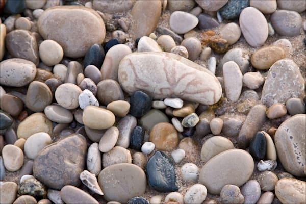 Point Betsie Beach Stones