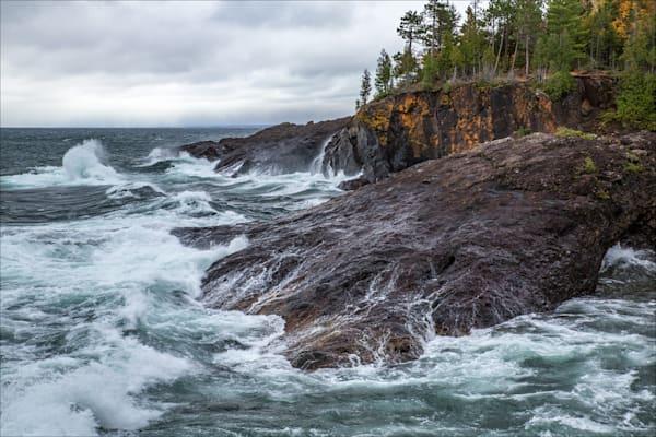 Presque Isle storm