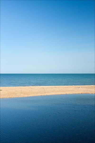 Sandbar, Port Crescent State Park