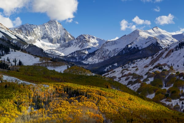 Colorado Autumn | Robbie George Photography