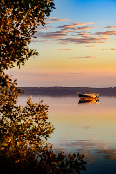 Fleeting Beauty - Bonnells Bay Lake Macquarie NSW Australia Sunrise Seascape