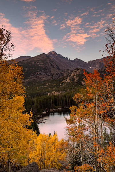 Shop for Fine Art Fall Landscape Photographs of Mountains, Vistas, Lakes Streams, Unusual Land Forms, iconic Mountain Scenes and National Monuments