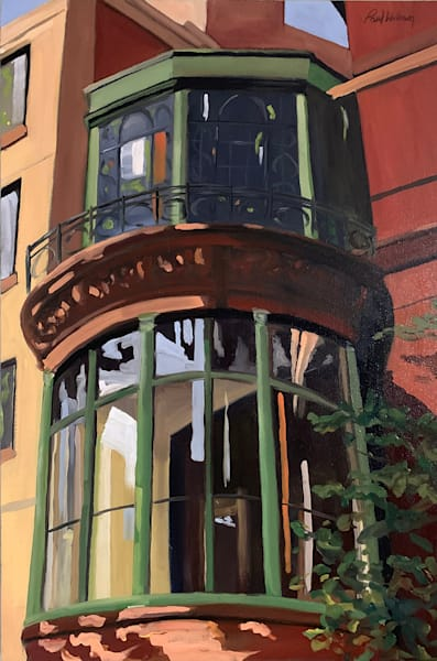 Darmouth Street Solarium by Paul William | Fine Art for Sale