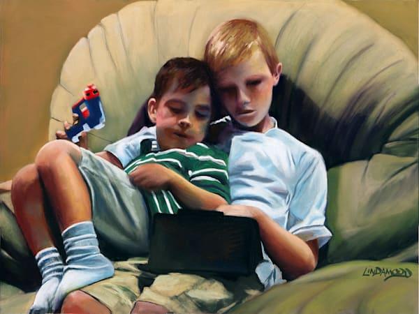 Have Gun Will Travel Art | Lindamood Art