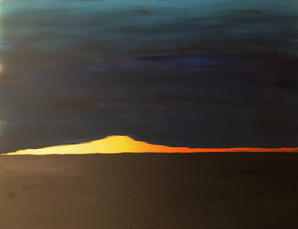 Rachel's Sunset #2 (original)