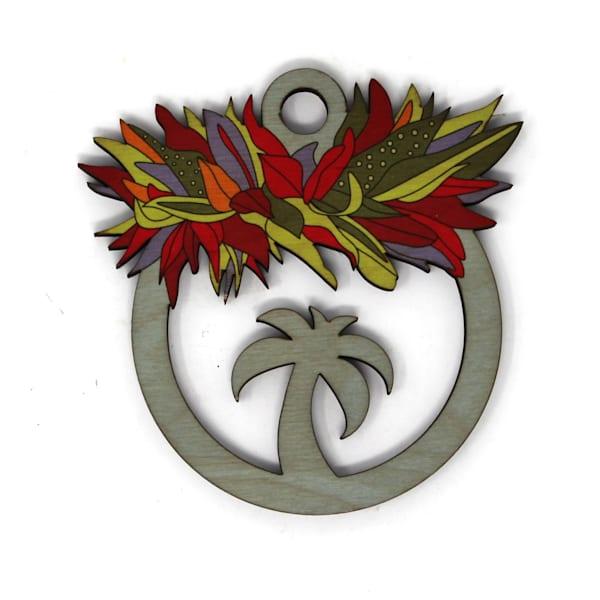 Haku Palm Tree Ornament