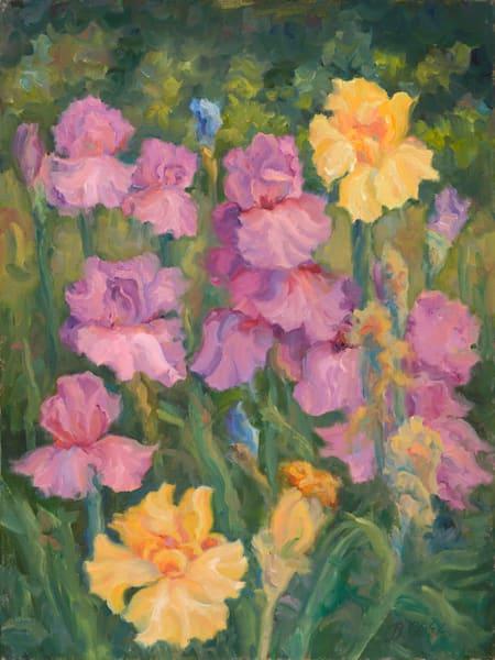 Spring Celebration Art | B. Oliver, Art