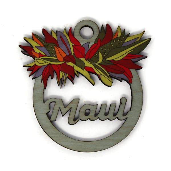 Haku Maui Ornament