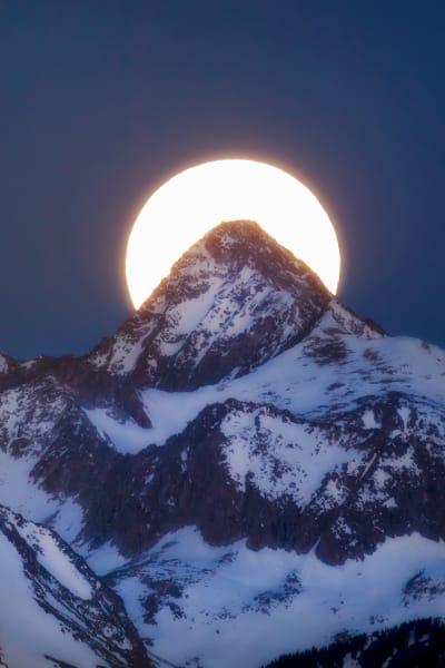 Super Moon Nature Prints | Robbie George