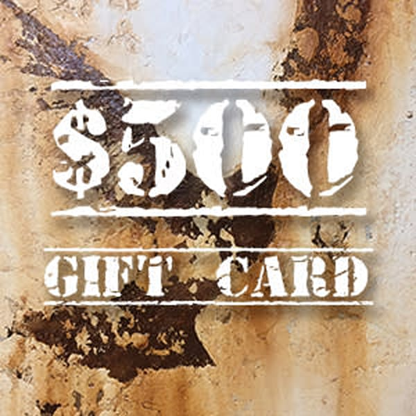 $500 Gift Card | inajungle